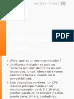 Microcontralador 8051