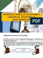 Cap 1 Introduccion a Las Telefonia