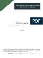 Case ALTA Geotecnia