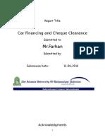 Final Report (Askari Bank)