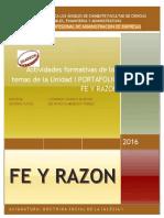 FE Y RAZON y Profesionde Fe y Trinidad Portafolio I Unidad-2016-DSI-I (5)