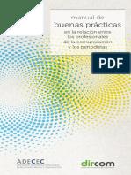 Manual de Buenas Practicas Dircoms Periodistas