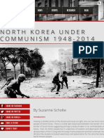 North Korea Under Communism 1948-2014