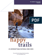 National Parks - Happy Trails 14