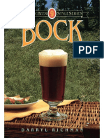 Classic Beer Style Series #09 - Bock; By Darryl Richman (1994)
