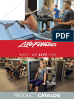 Catalog Life Fitness-Hammer Strength