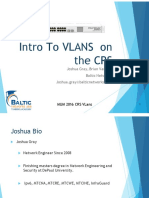 Introduction to VLAN on the CRS