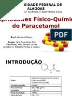 Paracetamol - Farmacocinetica.pptx