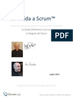 Scrum Guide ITA