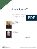 Scrum Guide ITA