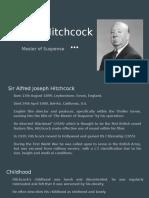 Alfred Hitchcock (Media Studies)