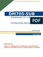 1- DM705-SUB Configuracoes Basicas Rev 04