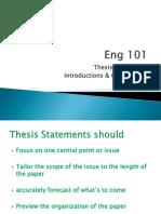 9.28 LateEng101 Intro Conclusion Thesis Pronouns