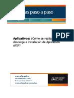 Guía Descarga e Instalación Aplicativos de AFIP