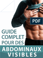 Guide Complet Abdos Visibles