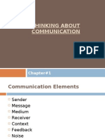 Chpater1 Communication Skills