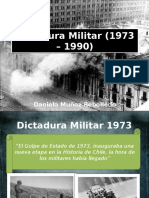 Dictadura Militar (1973 _ 1990)
