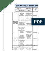 Matriz Final ASP E IMP