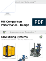 Competitive Mill Designs for Air Pollution Control Applications