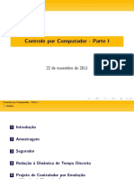 Controle Digital por Computador