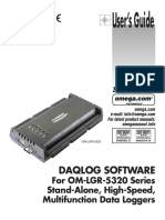 OM-LGR-5320 Software User's Guide