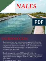 Canales - Obras Hidraulicas
