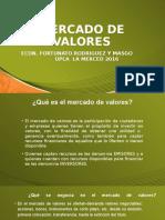 Mercado de Valores 1