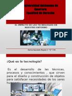 impactodelatecnología