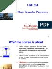 Mass Transfer Process Lecture Note.pdf