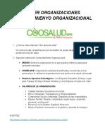 comportamiento organizacional...