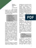 Corrientes, tendencias y protoparadigmas pedagógicos contemporáneos
