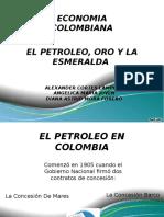 Economia Colombia 1ra Exposicion