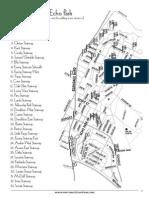 Echo Park Stairways Map