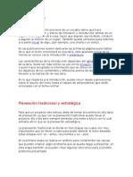 Introducción y tipos de planeacion