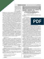 Formulario de solicitud de oposición de título en trámite ante la Sunarp