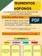 INSTRUMENTOS IDIOFONOS.ppt