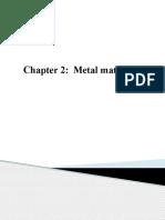 Chpter 2 - Metal Materials 1.pptx