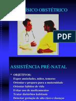 Exame Fisico Obstetrico