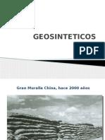 Geosinteticos 2013