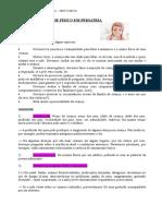 Anamnese e Exame Físico Em Pediatria