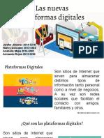 Las nuevas plataformas digitales.pdf