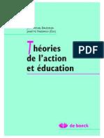 Théories de l'action et éducation