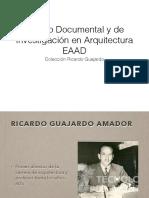 Breve biografia Ricardo Guajardo (Propiedad del ITESM)