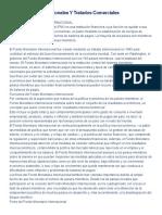 141990023 Organismos Internacionales Y Tratados Comerciales
