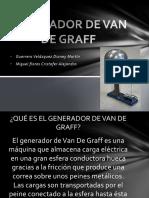 Presentacion Generador VandeGraaff 23083