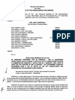 Iloilo City Regulation Ordinance 2014-470