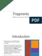Fragments 1