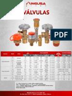FichaTecnica-013-Valvulas