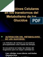 5.-Alteraciones Celular en El Metabolismo de Los Glucidos