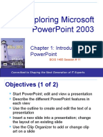 BCIS 1405 Powerpoint Session 11
